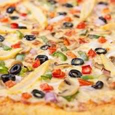 Classic Veggie Pizza Small (6in)