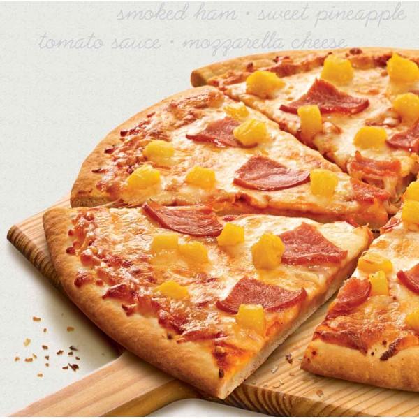 Hawaiian Pizza Large (13in)