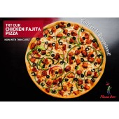 Chicken Fajita Pizza Small