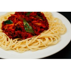 Bolognaise (With Meat Sauce)