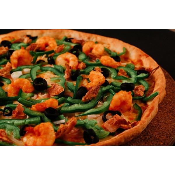 Seafood Pizza Medium
