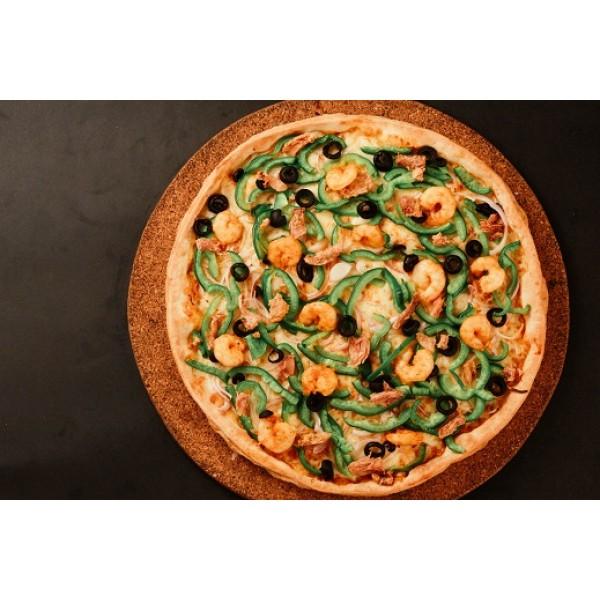 Seafood Pizza Large(13in)