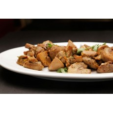 Spicy Mushroom with Garlic
