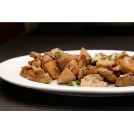 Spicy Mushroom with Garlic
