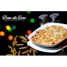 Penne Alla Forno(White sauce & mozzarella cheese)